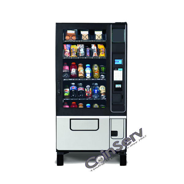 Evoke ST3 Combo Vending Machines - Coinserv.com